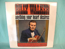 Billy Walker, Anything Your Heart Desires, Harmony HL 7306, 1964 SEALED, Country