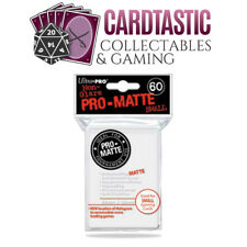 Ultra Pro Pro-Matte Deck Protector Sleeves Small 60ct White