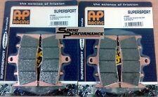 AP Racing Front Sintered Brake Pads Kawasaki VN 1600 B1 Mean Streak 04 APR286SF