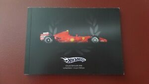 Hot Wheels Collector Guide for 2008 - LIMITED EDITION (Soft Cover)