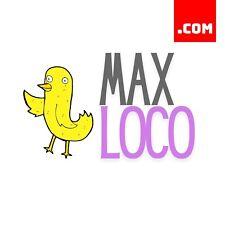 MaxLoco.com - 7 Letter Short Domain Name - Brandable Catchy Domain .COM Dynadot