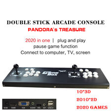 ALL Metal 2020 Games Pandora Box 3D Arcade Console Machine Retro Video Game N64