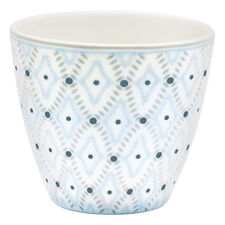 Greengate Floral Latte Cup in Elsa Sand