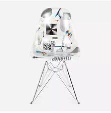 Felipe Pantone x Modernica Case Study Side Shell Eiffel Chair Eames Fiberglass