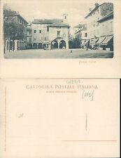 OMEGNA,PIAZZA D'ORTA,ANTICO CAFFE' RECLI,ANIMATA-F.P.PIEMONTE(VB).43986