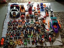fisher price Rescue Heroes Mattel Toys Action Figure Police Scuba Diver huge lot