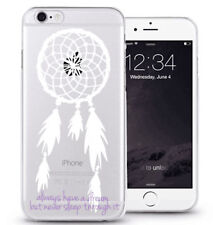 Dreamcatcher iPhone 6s Ultra Thin Soft TPU clear CASE w/ cute motto NEW