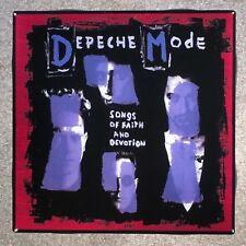 Depeche Mode Songs of Faith and Devotion Coaster Custom Ceramic Tile