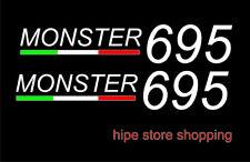 ADESIVI DUCATI MONSTER 695