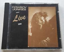 Cowboy Junkies - Live 5trk EP CD Japan 1989 Two Lone Figures