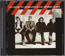 U2 How to Dismantle an Atomic Bomb 2004 MALAYSIA CD RARE NEW SEALED