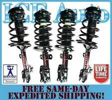FCS Loaded FRONT & REAR Struts & Spring Assembly for 2007-2009 Lexus RX350 FWD