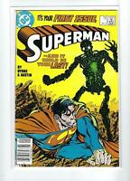 SUPERMAN #1 1986 NEAR MINT 9.4 2139