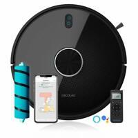 Robot Aspirador Conga Serie 4090. 2700 Pa.Alexa y Google Home, apto Wi-Fi 5GHz