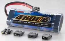 Venom 1547 NiMH 6-Cell 7.2V 4600mAh Stick Battery Pack: Axial SCX10 AX10