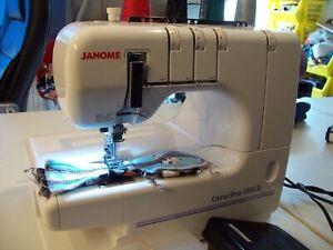 Coverlock JANOME Cover Pro 1000 CP