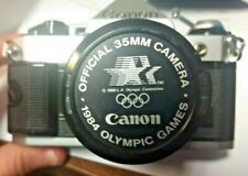 Canon AE-1 Program 35mm SLR 1984 OLYMPIC OFFICIAL CAMERA