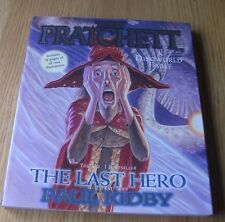 The Last Hero by Sir Terence David John Pratchett (Paperback / softback)