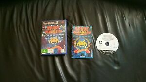 space invaders anniversary ps2