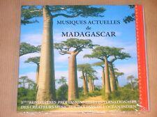 CD PROMO RARE / MUSIQUES ACTUELLES DE MADAGASCAR  / NEUF SOUS CELLO