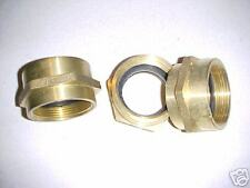 "Brass Reducer 1-1//2/"" F NST X 3//4/"" M GHT #1"