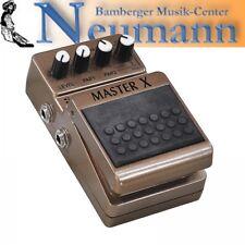 Master-X Multi Effektpedal Gitarren Effekt Pedal Bodentreter