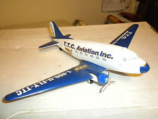 DC-3 Bank TTC Aviation Inc. Limited Edition (1 of 2500) Diecast SpecCast 1/72 sc