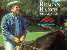 2019 President Ronald Reagan Ranch Color Calendar NANCY Western White House