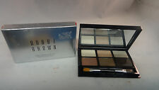BOBBI BROWN PARTY EYE  SHADOW PALETTE BONE,CHAMPAGNE QUARTZ, PEBBLE,PINK BLAZE,C