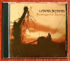 LYNYRD SKYNYRD - ENDANGERED SPECIES    CD Album 1994   SEALED