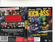 Kick-Ass 2-Aaron Taylor-2013-Movie-DVD