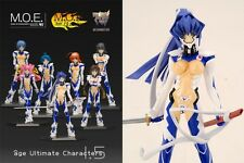 Volks Muv-Luv Alternative MOE Ultimate Character 1.5 Mitsurugi Meiya New