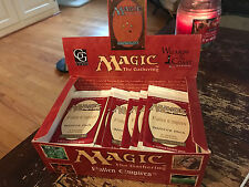 Fallen Empires Unopened Booster Pack Magic The Gathering MTG 93/94 Old School