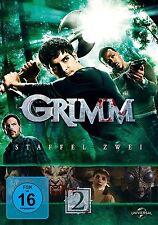 GRIMM, Staffel 2 (David Giuntoli) 6 DVDs NEU+OVP