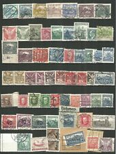 Czechoslovakia from 1919 year , nice  COLLECTION used stamps