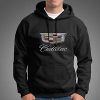 New Cadillac Racing Black Hoodies