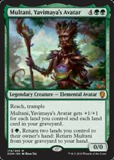 Multani, Yavimaya's Avatar x1 Magic the Gathering 1x Dominaria mtg card