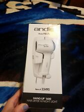 ANDIS HD-7L Hang-up 1600 Hair Dryer ,#33495 Wall Blow Dryer