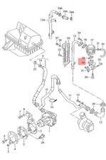 Genuine Adapter AUDI VW A4 Avant S4 Cabrio quattro A6 S6 Passat 06B131817E