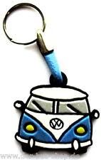 VW Bus - 60 Jahre Treffen Hannover 2007 - Schlüsselanhänger - Blau