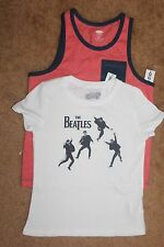 """OLD NAVY BABY Boy's SIZE 5T LOT OF 2  PIECES Tops """"The Beatles"""" Mix & Match"""
