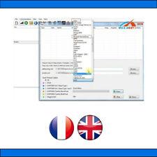 Logiciel Diagnostic Auto RENOLINK 1.83 - Professionnel compatible avec Renault