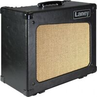 Laney Cub 12 Tube 15W 1x12 HH Driver EL84 Class AB Guitar Combo Amp Amplifier