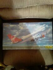 Heller 1/125 Boeing 747 Virgin Atlantic Model Kit Sealed