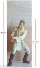 LucasFilm 1999 Grande figurine Star Wars Qui-Gon Jinn numéroté 37244