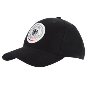 Germany Football Men's Hat Fanatics Structured Adjustable Hat - Black - New