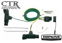 Hopkins 42115, Plug-In Simple Vehicle Wiring Kit, DODGE Specific