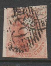 Francobolli belgi e delle colonie rossi