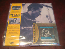 ALEXIS KORNER BLUES INCORPORATED R&B MARQUEE RARE MFSL 24K GOLD CD +VINYL/CD SET