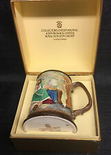 Royal Doulton Beswick 1976 Dickens Collectors Int'l Tankard
